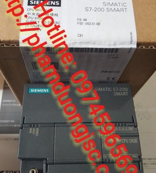 CPU SR20 6ES7288-1SR20-0AA0