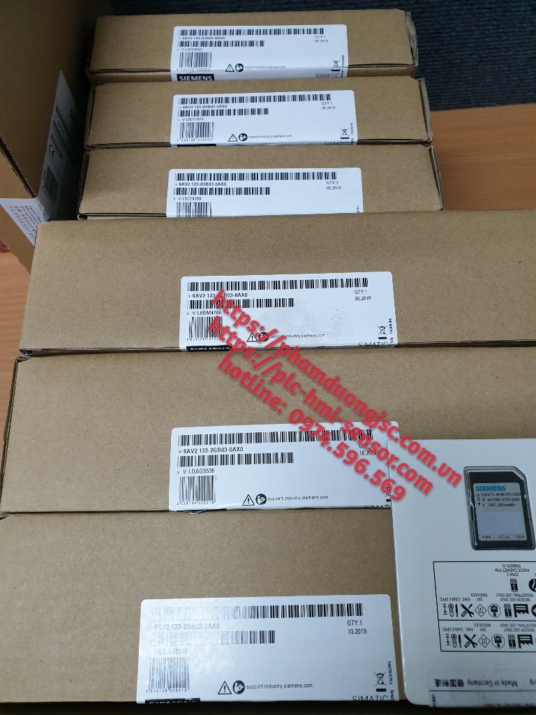 Màn hình KTP700 Basic PN 7inch 6AV2123-2GB03-0AX0