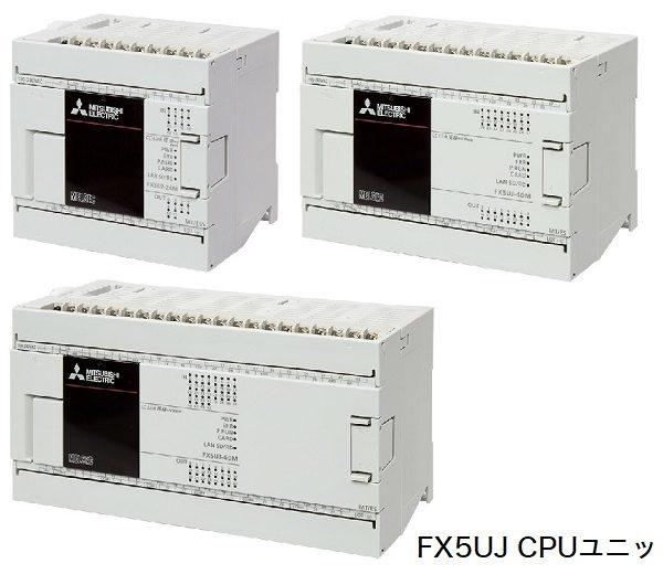 PLC MITSUBISHI FX5UJ-24MT/ES