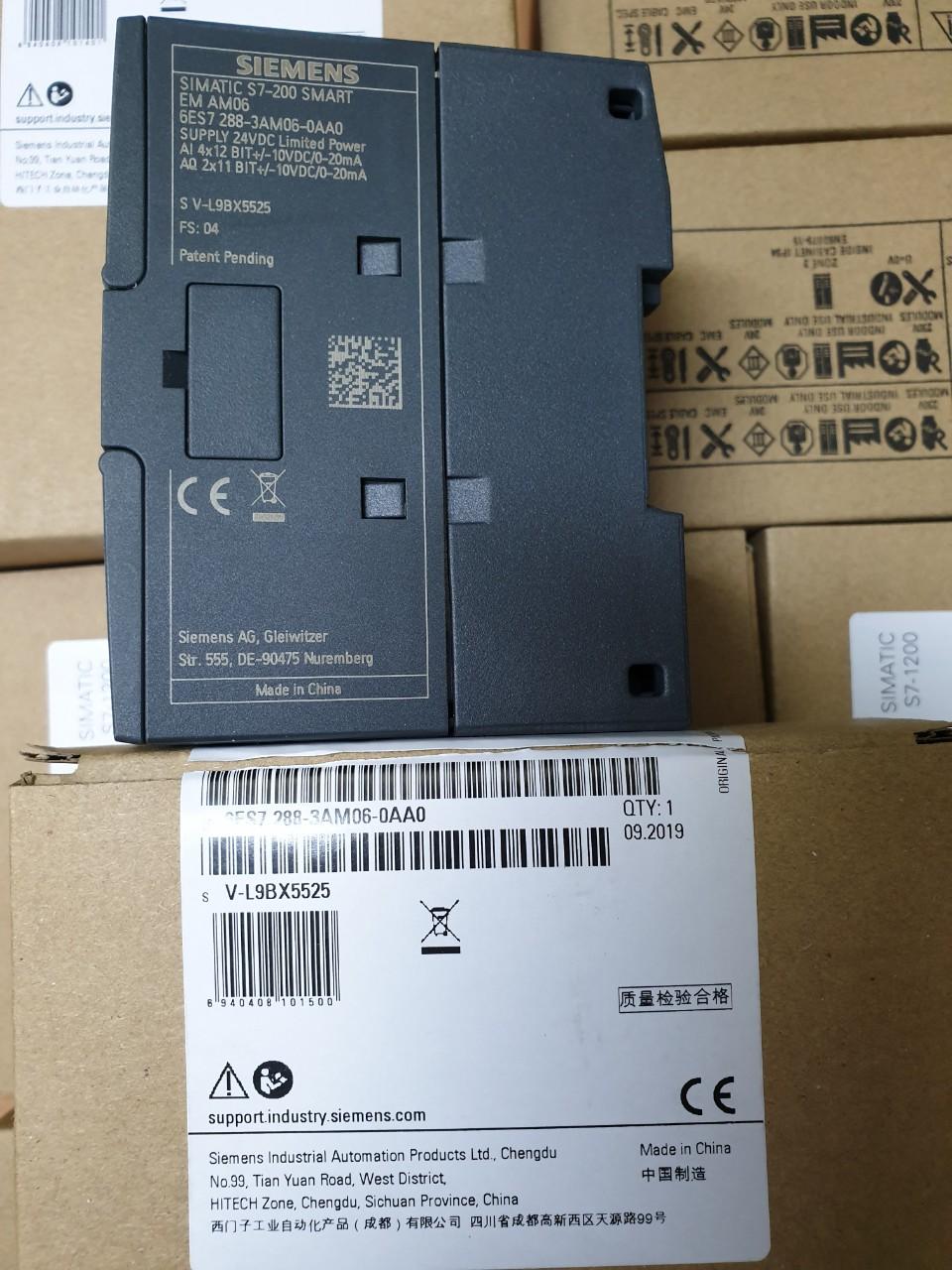EM AM06 6ES7288-3AM06-0AA0