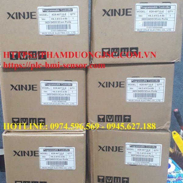 XD5-60T10-E PLC PHÁT XUNG 10 TRỤC