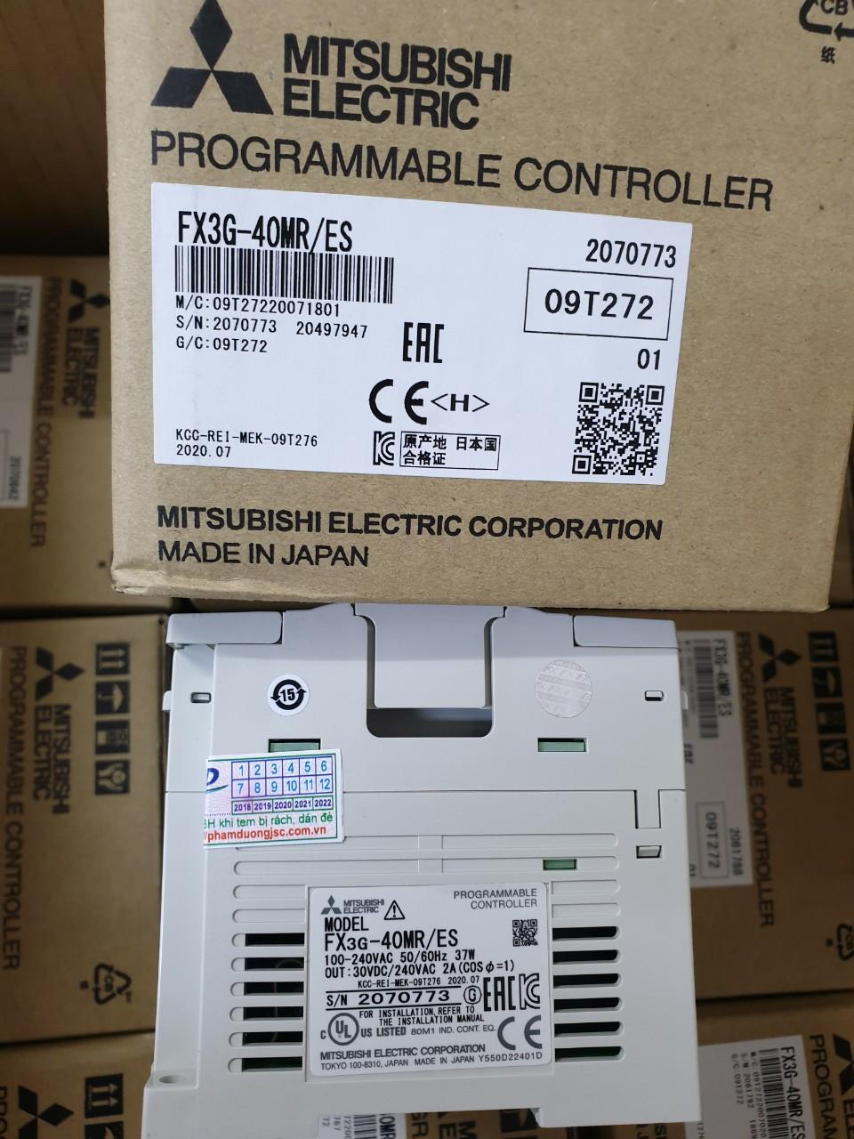 MITSUBISHI FX3G-40MR/ES