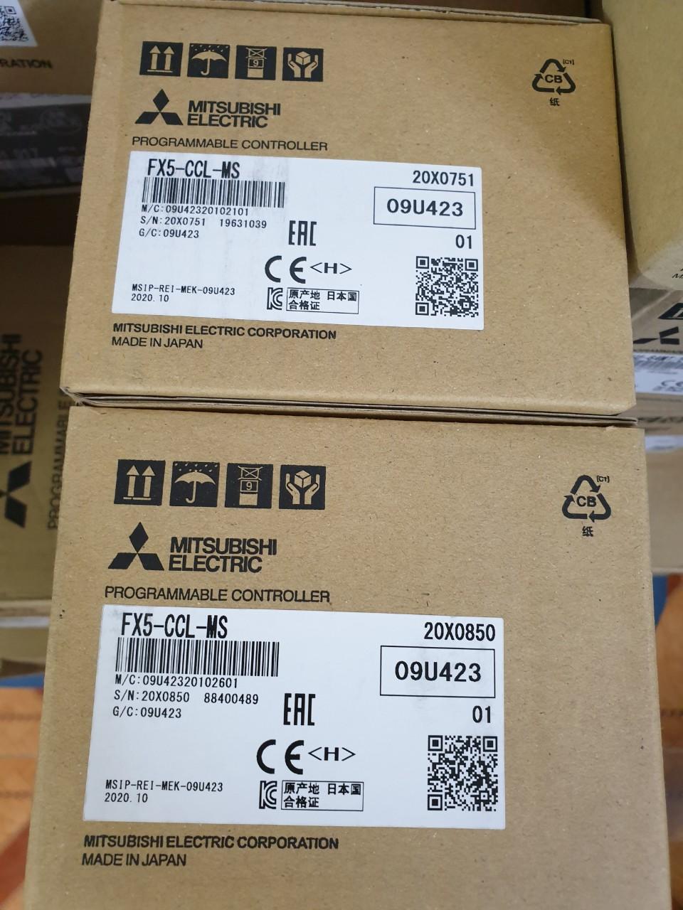 MÔ ĐUN FX5-CCL-MS
