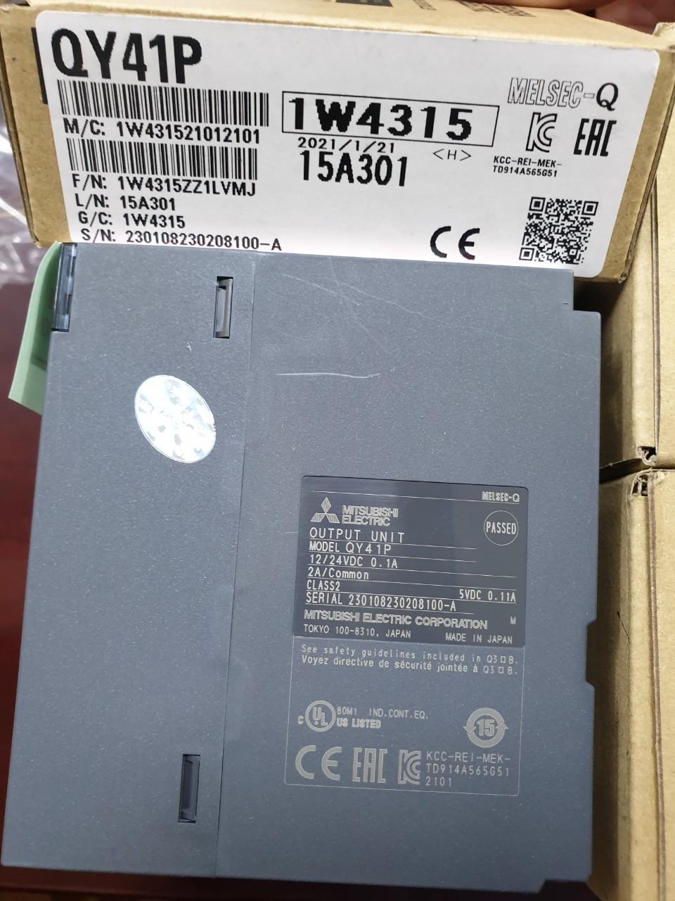 QY41P Module Output 32 Transistors